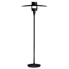 Sonneman 1707.32F - One Light Black Floor Lamp