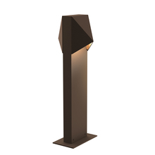 "Sonneman 7325.72-WL - 16"" LED Double Bollard"