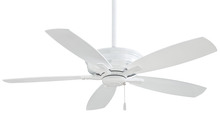 Minka-Aire F695-WH - White Ceiling Fan