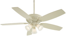 Minka-Aire F759-PBL - Three Light Provencal Blanc Ceiling Fan
