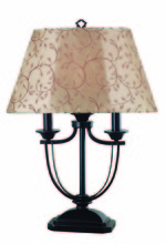 Kenroy Home 31365ORB - Belmont  Outdoor Table Lamp