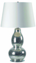 Kenroy Home 32041CHCR - Mercurio Table Lamp