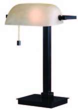 Kenroy Home 32305ORB - Wall Street Desk Lamp