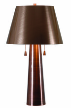 Kenroy Home 32568ANCP - Biblio Table Lamp