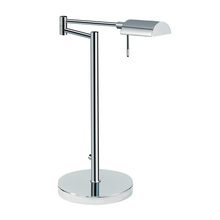 Sonneman 7035.01 - One Light Chrome Table Lamp