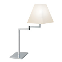 Sonneman 7075.01 - One Light Chrome Table Lamp