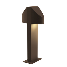 "Sonneman 7315.72-WL - 16"" LED Double Bollard"