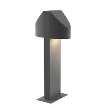 "Sonneman 7315.74-WL - 16"" LED Double Bollard"