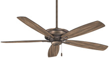 "Minka-Aire F695-HBZ - Kafe 52"" - Heirloom Bronze"