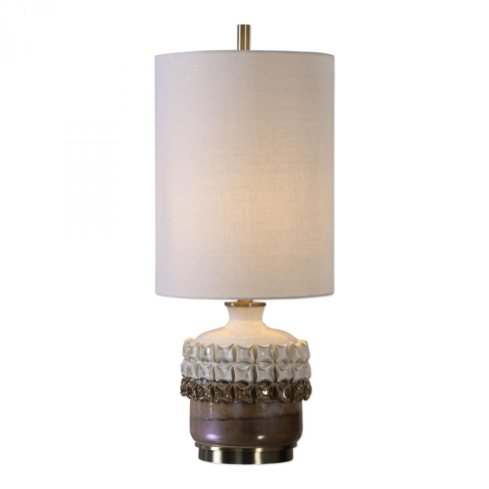 United Lighting in Pensacola, Florida, United States, Uttermost 29352-1, Uttermost Elsa Ceramic Accent Lamp, Elsa