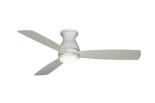 Fanimation FPS8355MWW - Hugh - 52 inch - MWW with MW Blades and LED