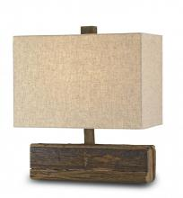 Currey 6774 - Structure Table Lamp